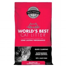 World Best Multi Clump Cat Litter