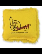 Yeowww! Pillow Yellow
