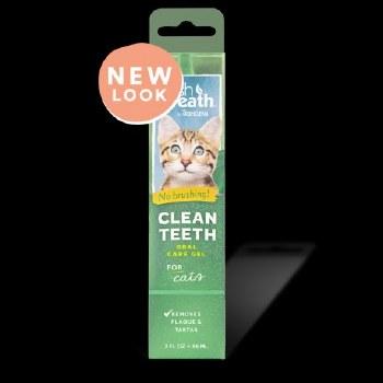 Tropiclean Cat Teeth Gel 2oz