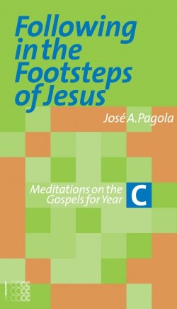 Following in the Footsteps of Jesus - C: Meditations on the Gospels for Year C