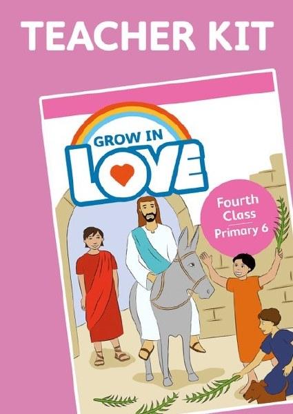 Grow In Love 6 Teacher Kit, 4th Class