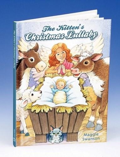 Kitten's Christmas Lullaby