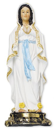 Lourdes Florentine Statue (20cm)