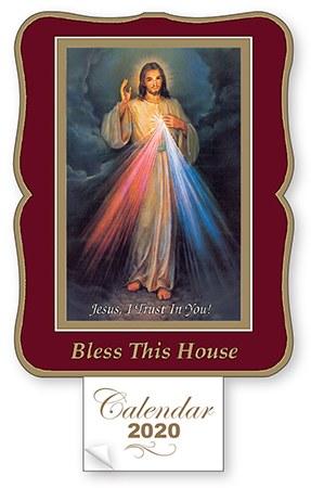 Divine Mercy 2020 Liturgical Calendar