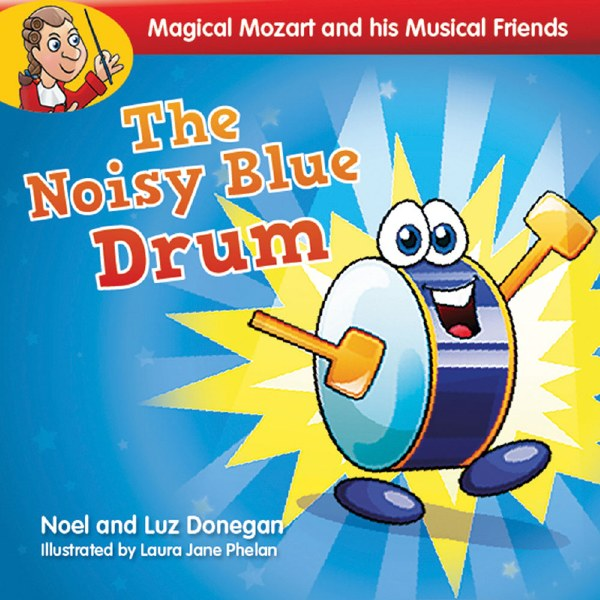 The Noisy Blue Drum