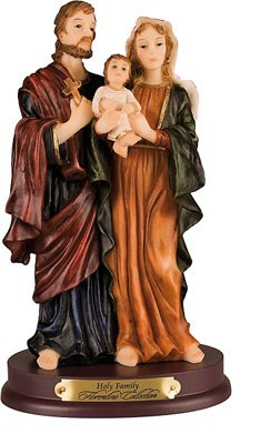 Holy Family Statue (20cm)