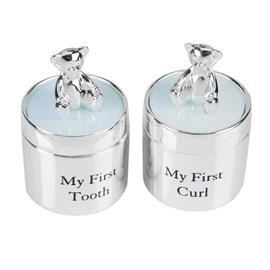 CG532P Baby Girl First tooth and Curl Box Set