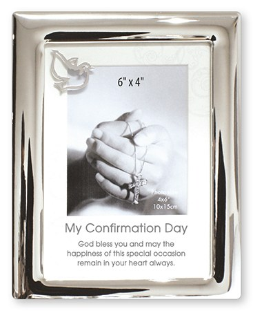 My Confirmation Day Frame