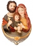 Holy Family Holy Water Font