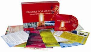 Prayers for Meetings: A Complete Ready to Use Kit