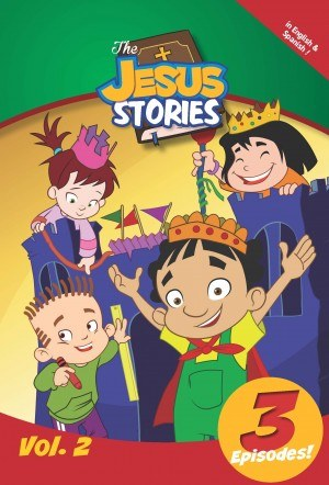 The Jesus Stories, Vol2 DVD