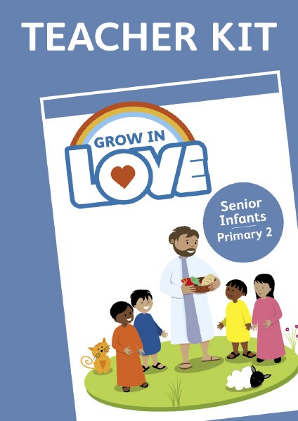 Grow in Love 2 Teacher Kit, Senior Infants