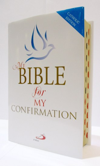 My Bible for My Confirmation: NCB Gift Edition