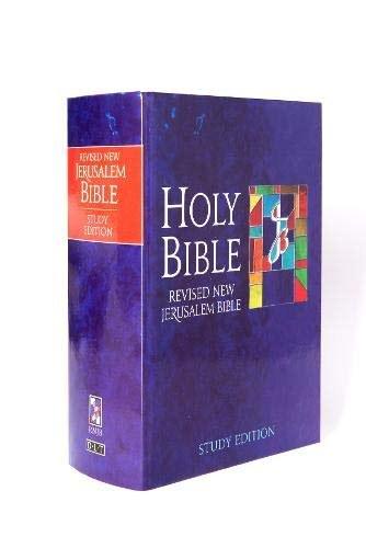 Revised New Jerusalem Bible study edition Hardback