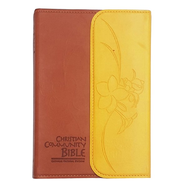 Christian Community Bible, Magnetic Flap