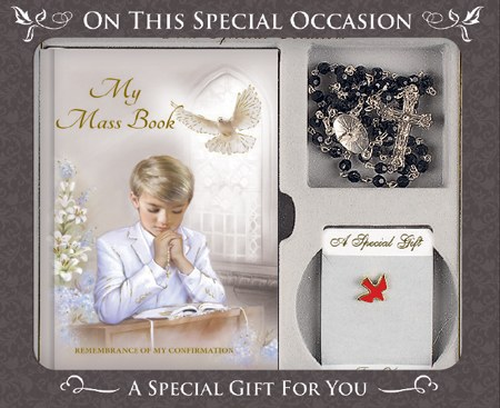 Confirmation Gift Set Boy
