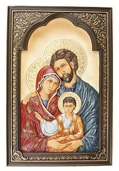 Veronese Holy Family Icon