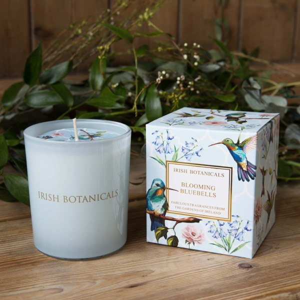 Blooming Bluebells Scented Candle
