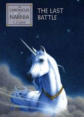 The Last Battle, hardback