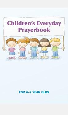 (4-7) Children's Everyday Prayerbook
