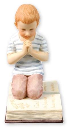 Praying Boy Veronese Statue (13cm)