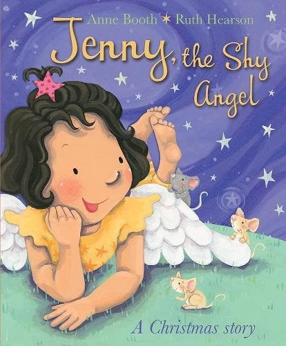 Jenny the Shy Angel A Christmas Story
