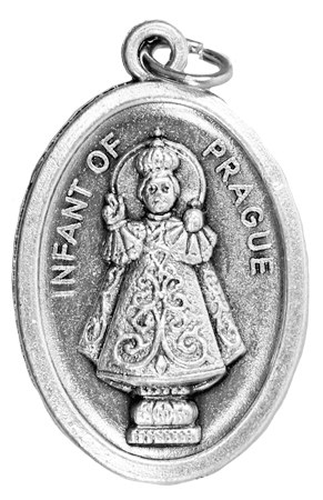Child of Prague Medal