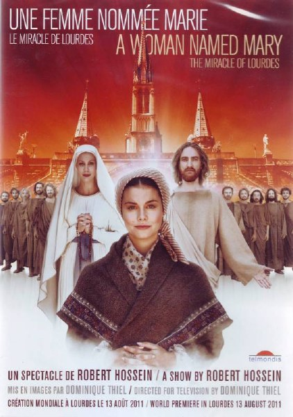 A Woman Named Mary The Miracle of Lourdes DVD