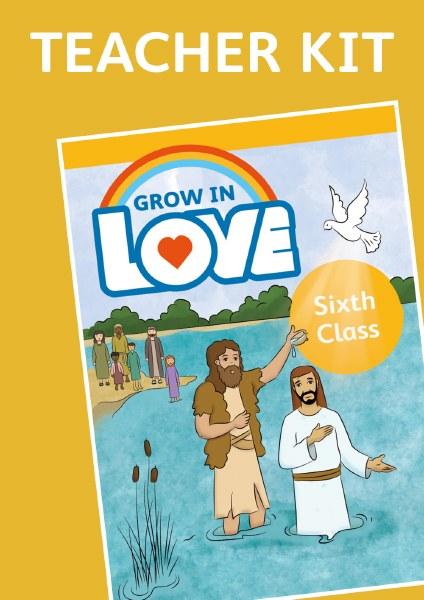 Grow In Love 8 Teacher Kit, 6th Class