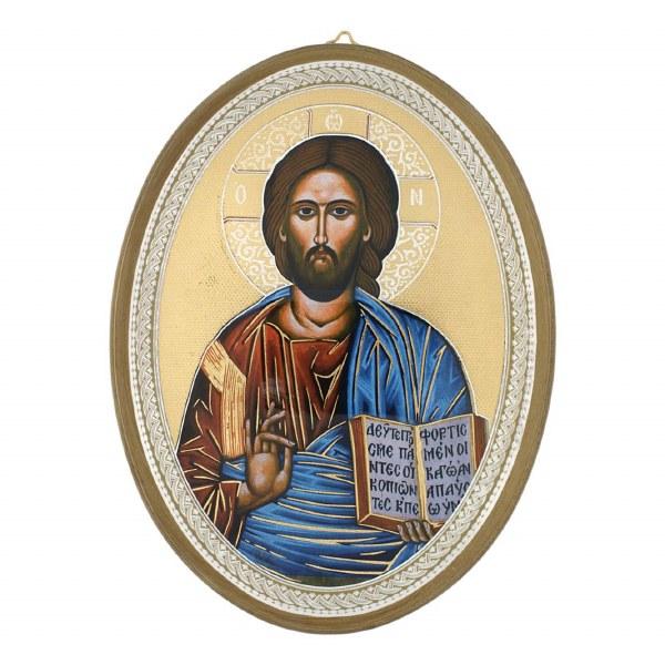 Christ the Teacher Icon (20 x 15cm)