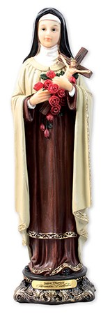 St Theresa Statue (30cm)