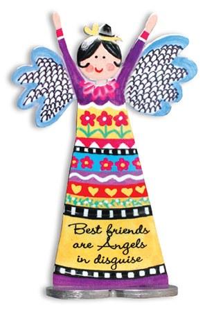 Best Friends Artmetal Angel 13cm