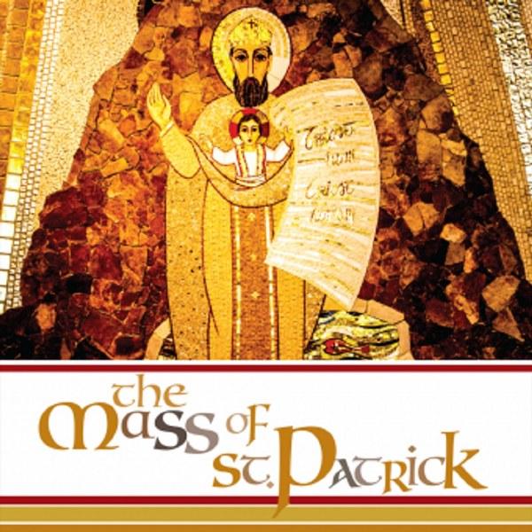 The Mass of St. Patrick CD