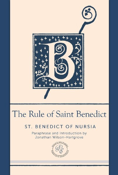 The Rule of Saint Benedict, Leathette