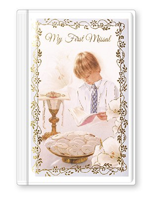 My First Missal For Boys for First Holy Communion