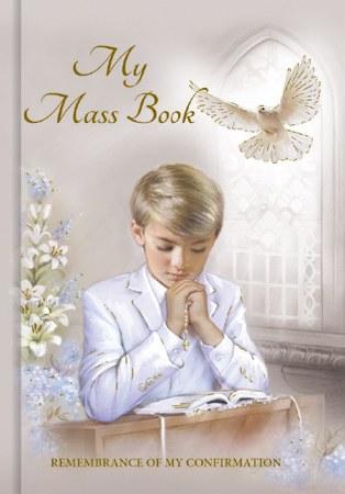 Boy Confirmation Prayer Book