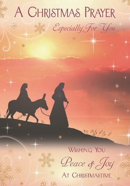 Christmas Prayer.A Christmas Prayer Especially For You