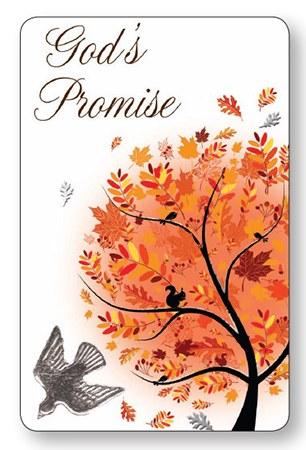 Prayer Leaflet God's Promise