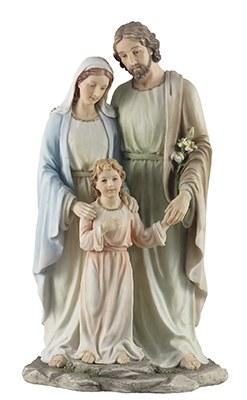 Veronese Holy Family Statue (25cm)