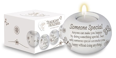 Someone Special Candle Holder with Tealight