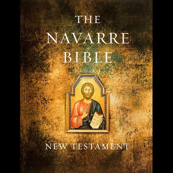 Navarre Bible: New Testament, large, hardback