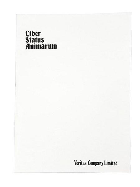 Liber Status Animarum