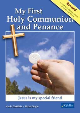 My First Holy Communion and Penance