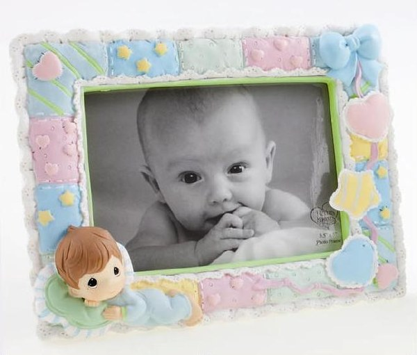 Blessings Baby Boy Photo Frame