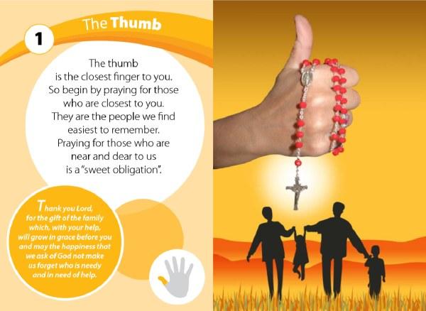 Prayer At Your Fingertips Prayer Booklet