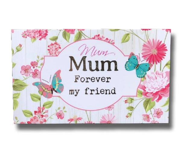 Mum Blooms Keepsake Box