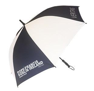Pope Francis Ireland 2018 Umbrella