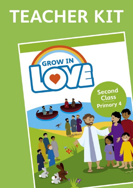 Grow In Love 4 Teacher Kit, 2nd Class