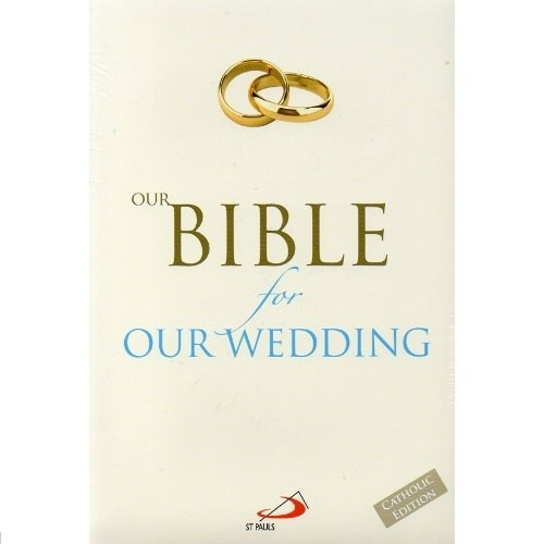 Our Bible for Our Wedding New Community Bible