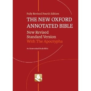New Oxford Annotated Bible, NRSV
